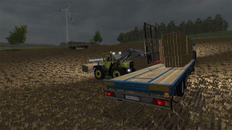 home made ls bales trailer v 1 0 ls17 farming simulator 17 2017 mod