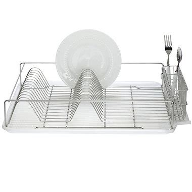 Superhuman Dish Rack by Size Dishrack In Dish Racks And Drainers At Lakeland