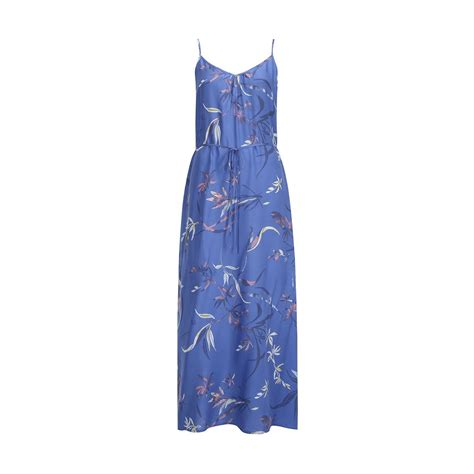 Floral Strappy A Line Dress strappy a line maxi dress kmart 20 things to wear