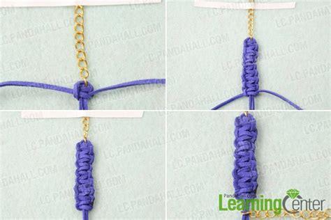 Craft Knots - crafts bracelet clasps tie knots