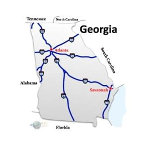 florida to georgia freight shipping quotes and trucking rates