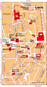 Leon Spain Map by 10 Top Rated Tourist Attractions In Leon Planetware