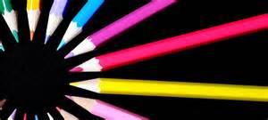 unique cover colorful pencils cover