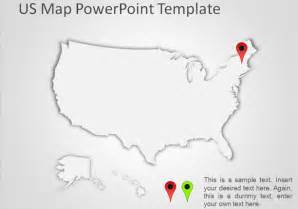 awesome free usa map outline for powerpoint