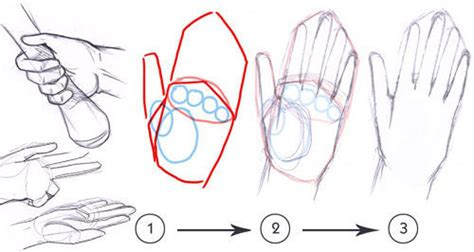 how to draw hands 35 tutorials how tos step by steps karakalem
