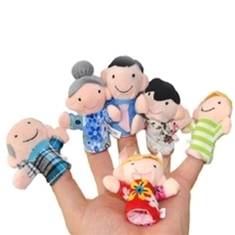 Finger Puppet Family family finger puppets promotion shop for promotional