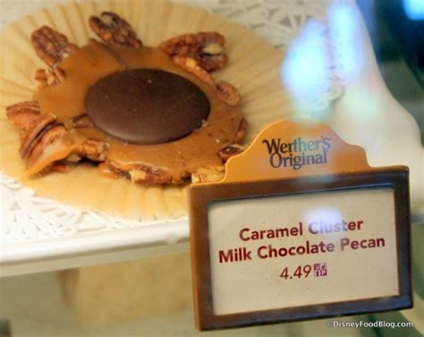 karamell kuche epcot review caramel and pecan treats at karamell k 252 che in