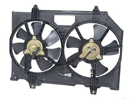 Motor Fan Radiator Nissan X Trail nissan xtrail x trail radiator thermo cooling fans t30 2003 2007 new ebay