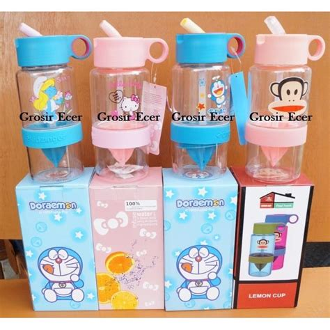 Citrus Juicer Citrus Kid Zinger citrus zinger anak kid tritan infused bottle botol minum