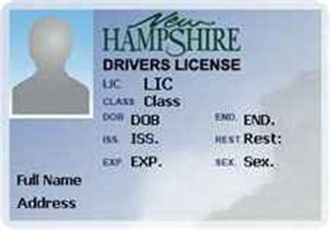 new hampshire driver's manual: if you are a resident of