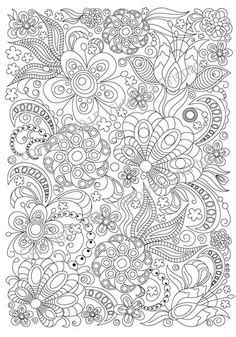 free doodle site lets color something on free printable