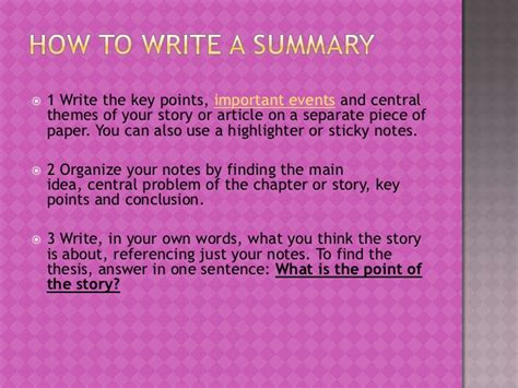 how to write a novel and get it published a small steps guide books how to write a summary