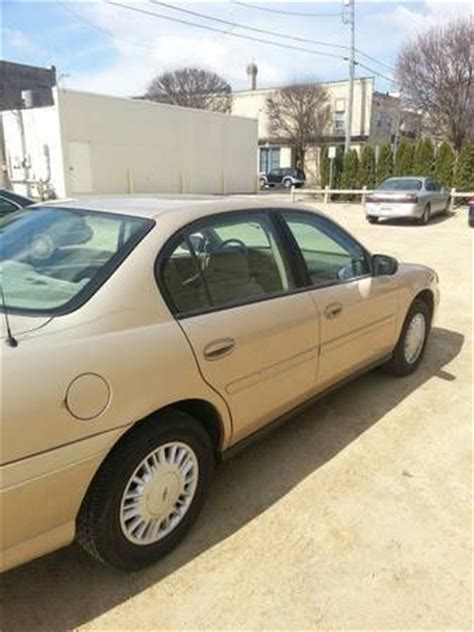 Cheap Cars That Get Gas Mileage by Find Used Chevy Malibu Cheap Car Gas Mileage In