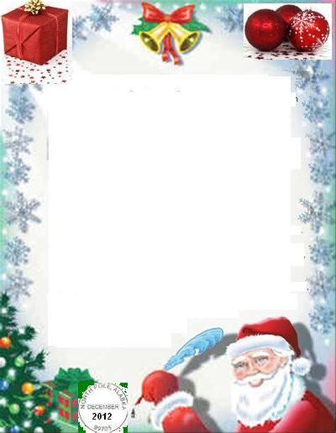 letter to santa reply template write email santa claus free letters from santa claus
