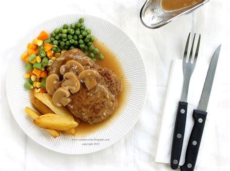 Kaki Jamur Kering Pengganti Daging steak tempe saus jamur lada hitam idfb with lock lock e cook deco fry pan catatan