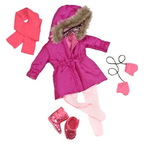 Our Generation Doll Closet by Deluxe Turn On The Brrrrights Our Generation Target