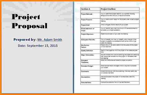 microsoft business proposal template microsoft project proposal