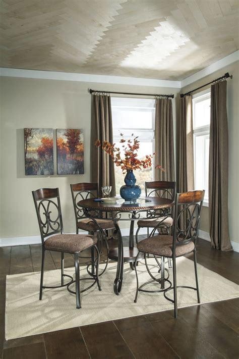 ashley furniture glambrey dining room  home furniture