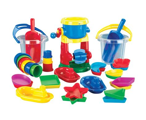 Set Angeli Flow Kid sand and water playset school specialty marketplace