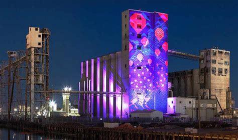 San Francisco Illuminate Sf Festival Of Light 232 Il Nome