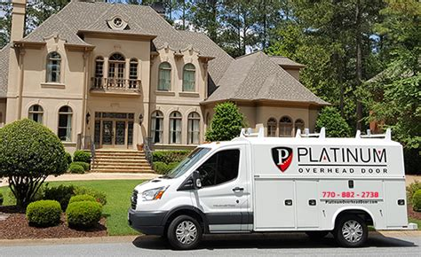 garage door repair alpharetta alpharetta garage door repair platinum overhead door