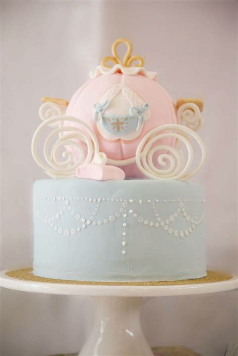 cinderella baby shower cakes best 25 cinderella birthday cakes ideas on
