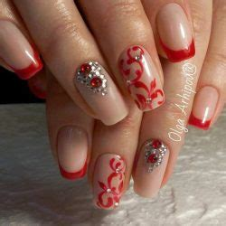 pattern french manicure french manicure with pattern the best images