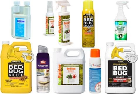 top  bed bug sprays fast blood sucking insect killers