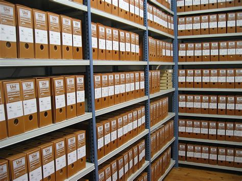 Archive Records Archive