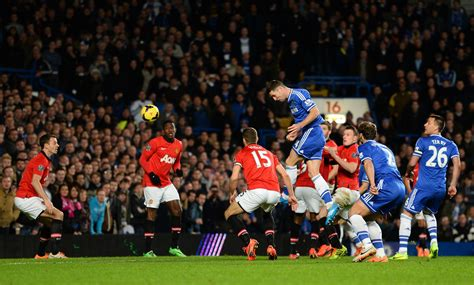 chelsea manchester united samuel eto o sinks manchester united with hat trick after