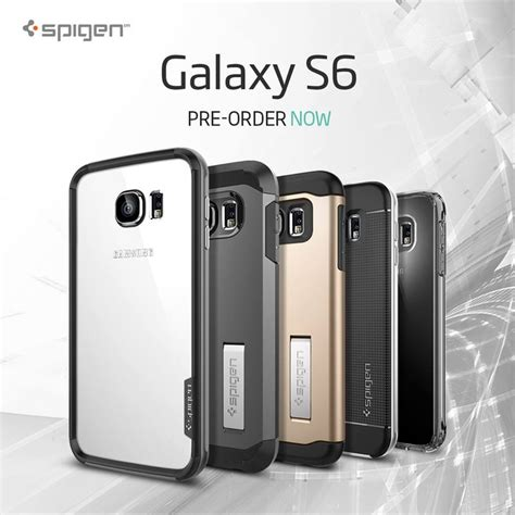 Samsung S6 Spigen Cover Samsung Casing Galaxy samsung galaxy s6 cases are already available for pre order android central