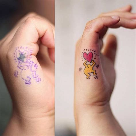 keith haring tattoo 17 best images about on fantastic mr