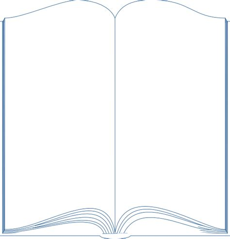 book template book template word clip vector clip
