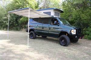 Sportsmobile Awning Loaded 2008 Sportsmobile 4x4 Expedition Motorhome