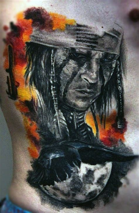 indian warrior tattoo 100 american tattoos for indian design ideas