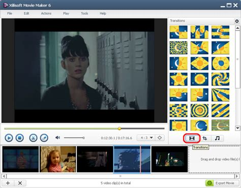 movie maker 2 6 tutorial downloading effects and trans xilisoft movie maker tutorial teach you how to make a movie