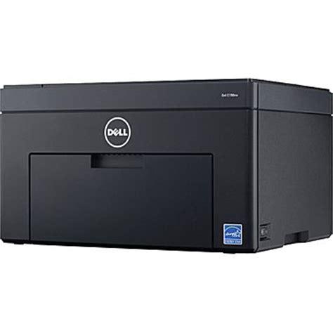 color laser printer deals dell c1760nw color laser printer 75 staples e310dw laser