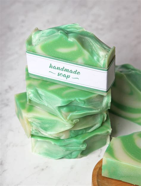 Handmade Soap Tutorial - layered handmade soap kit tutorial soap