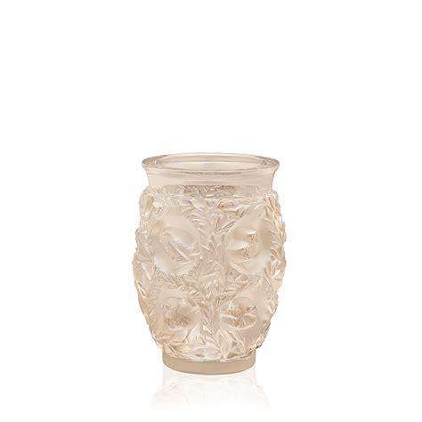 lalique vase bagatelle vase gold luster vase lalique lalique