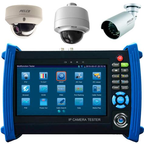 pelco ip pelco ip test monitor security