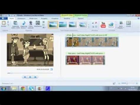 tutorial come usare windows live movie maker tutorial windows live movie maker come tagliare video per