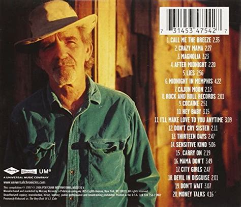 best of jj cale the best of j j cale the definitive collection