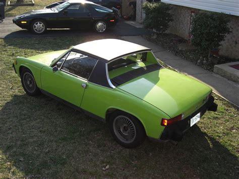 1974 porsche 914 parts 1974 porsche 914 classic automobiles