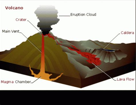 About Lava Volcano Facts For