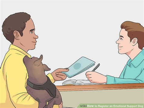 how to register your as an emotional support animal how to register an emotional support مقهى كل العرب