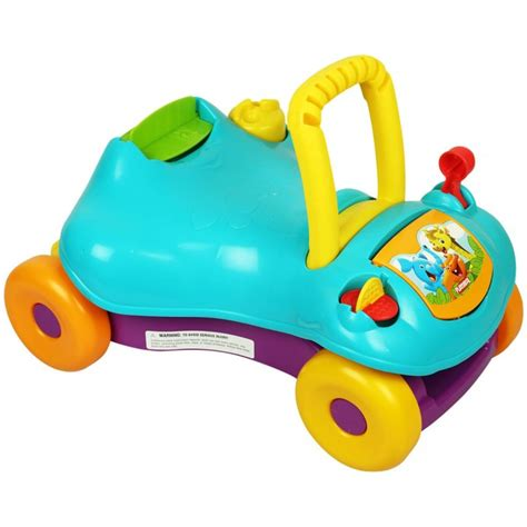 Ride On To Walk play skool step start walk and ride