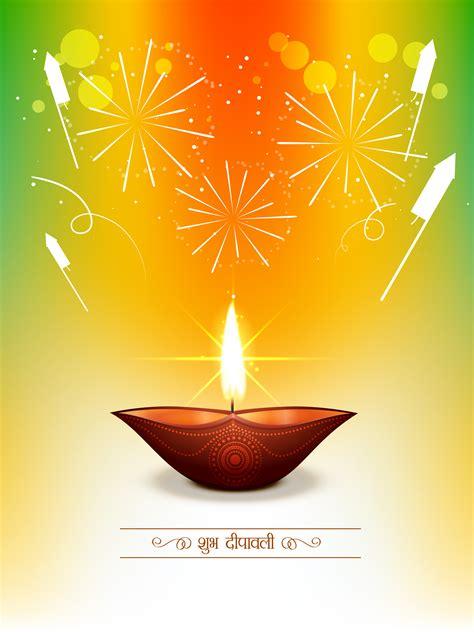 happy diwali background   vectors clipart