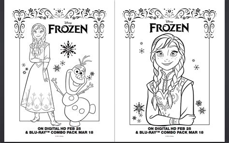 free frozen coloring pages and activities free coloring pages of activity book