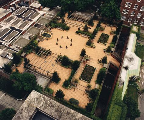 Square Garden Address by Dolphin Square Roof Garden Millhouse Landscapes