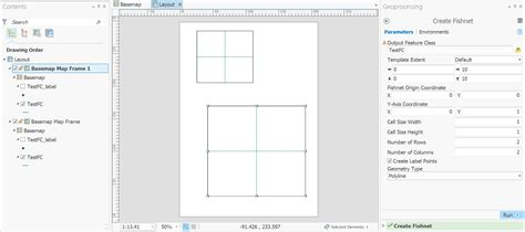 blank layout view arcgis using one map multiple layouts each with different